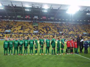 Einlaufkinder Dynamo Dresden am 20092017 1