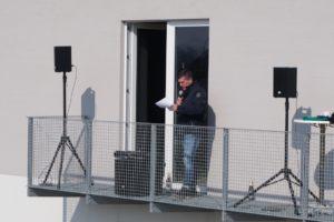 1. Männer Dorfhain gegen Wurgwitz Ansager Uwe Ziegert